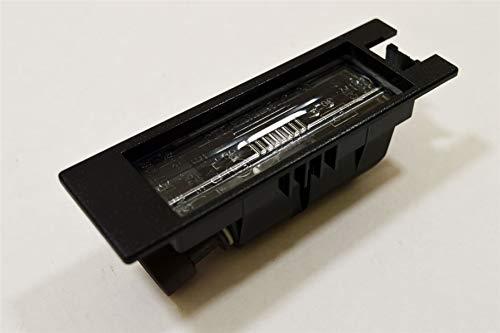 Lsc 13251936: Original Beleuchtung für Hinteres Nummernschild mit Glühlampe - Neu von Lsc