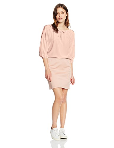 BOSS Orange Damen Bluse Chamber Rosa (Bright Pink 677)