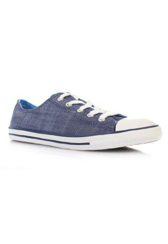 Converse–Chuck - Sneakers - Blanc Bleu