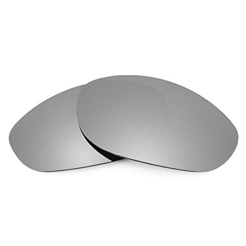 Revant Ersatzlinsen für Oakley Monster Dog Polarisierung Elite Titanium MirrorShield®