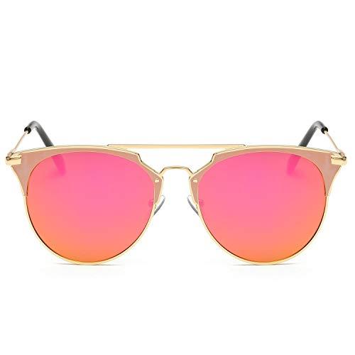 WYJW Zustrom von Menschen Sonnenbrillen Mode koreanischen Sonnenbrillen Männer und Frauen General Sonnenbrillen