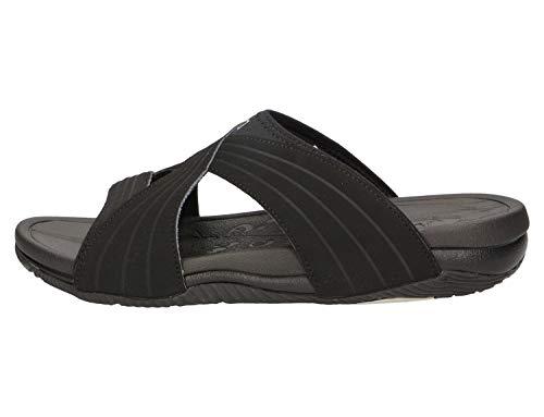 Joya Bali Black, Pantolette, Emotion-Sohle, Leather/Textile 505san, Größe 40