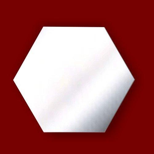 Da-de-boxeo-VENTA-decorativo-adornosNursery-Ventana-Habitacin-Decoration-hexagonal-5-cm-acrlico-Espejo