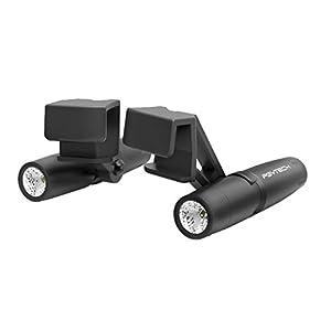 Y56 LED lamp Light for DJI Mavic Air Drone, Outdoor 30 Degree Adjustable Night Flight LED Lights Lamp For DJI MAVIC AIR Drone RC,1Pair from 5656YAO