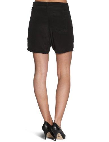Fornarina textile pantalon/bermuda &bER1D80C64300 short Noir - Noir