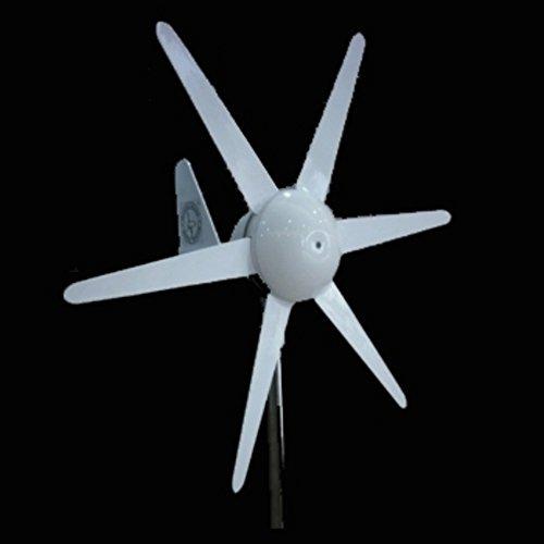 Cablematic Windturbine 300W 12V Wind mit integriertem Controller