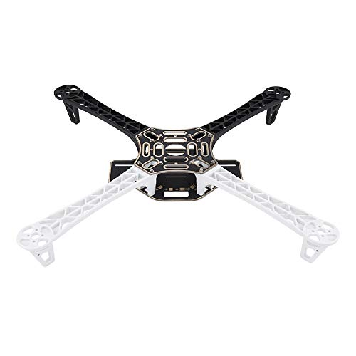 RC Drone Marco Kit, Tablero de PCB Integrado Quadcopter Avión Drone Frame Kit para dji F450