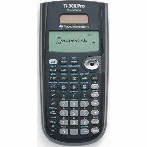 Texas Instruments Taschenrechner TI-30 X Pro MultiView
