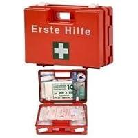 Erste Hilfe Koffer mit Füllung nach DIN 13157 Orange preisvergleich bei billige-tabletten.eu