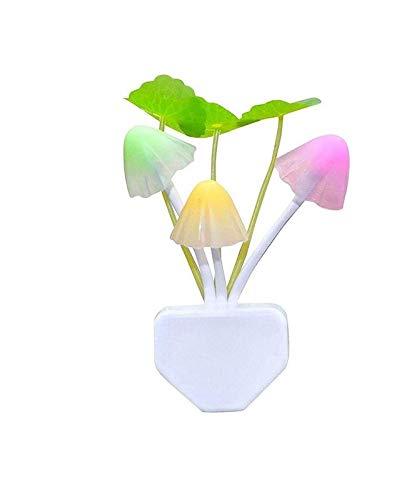 RIYA Products Magic Night Lamp Beautiful Illumination Automatic Off/on Smart Sensor Model 188716