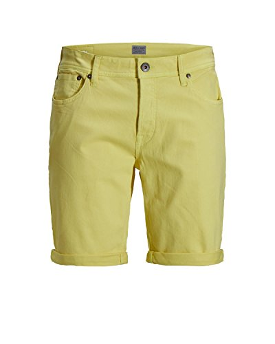 JACK & JONES - Bermuda Hombre color: Groc talla: XL