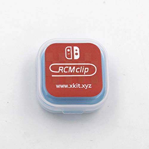 Tree-on-Life T003RCM Pince à Outils en Plastique pour Mode de récupération  de Court-Circuit pour Nintendo Switch Outils de Court-Circuit RCM/NS SX