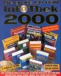 Die gro�e CD-ROM InfoThek 2000, 2 CD-ROMs Die aktuelle Wissensdatenbank f�r den Alltag, Schule und Beruf. F�r Windows 95/98. 12 Produkte auf 2 CD-ROMs Bild