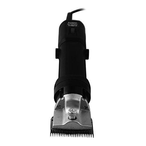 JEMPET Pelz-Schermaschine-Kit, elektrische Putzschere, professioneller Haarschneider für Lamas-Pferde -