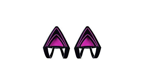 Razer Kitty Ears Kopfhörer (geeignet für Kraken) neon-purple
