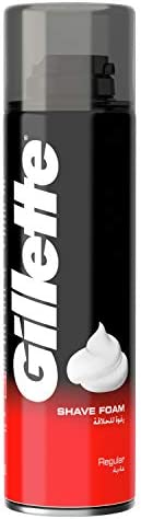 Gillette Regular Men's Shaving Foam 2