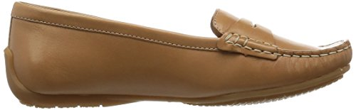 Clarks Doraville Nest, Mocassins Femme Marron (Tan Leather)