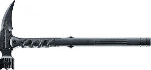 Black Tactical Hammer inklusive Coduraholster + G8DS® Aufkleber