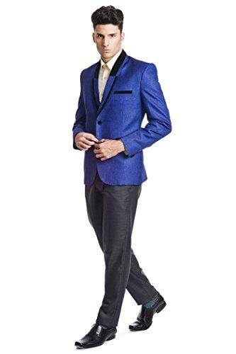 Wintage - Blazer - Homme Bleu