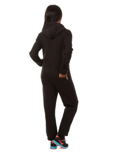 Balingi Jumpsuit pour femme BA10369 Schwarz