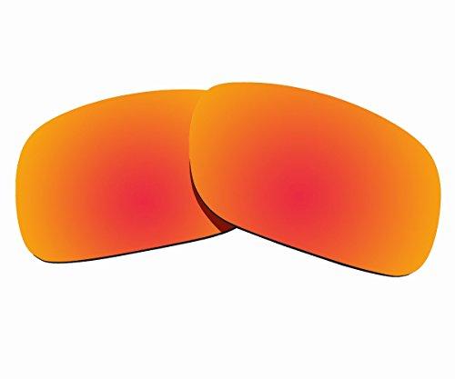 Sunnyblue2 Orange Polarisierte Ersatz Gläser für Oakley Holbrook Sonnenbrille