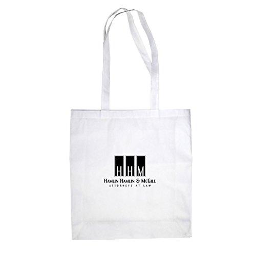 Hamlin Hamlin E Mcgill - Sacchetto Di Stoffa / Sacchetto Bianco