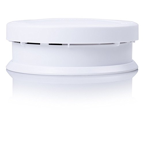 Smartwares TÜV Rauchmelder / Brandmelder, DIN EN 14604, reinweiß, RM149_1J - 6