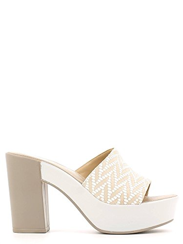Grace shoes 24138 Scalzato Donna Beige 35