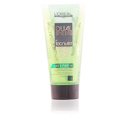 L'Oreal, Linea Tecni Art Dual Stylers Liss & Pump-Up Volume 2, 150ml