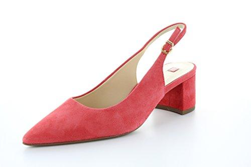 Högl 5-10 4602 8900, Scarpe con Cinturino Alla Caviglia Donna Arancione (Koralle)