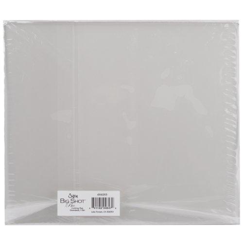Sizzix Big Shot Pro Pad Cutting Accessoires Standard Blanc Acier Inoxydable 6...