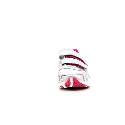 rose Babyschuhe gris Blanc Lauflernschuhe Jungen Adidas wP7qnOZZ