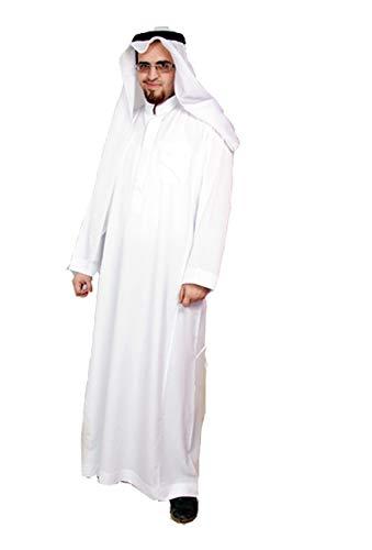 Egypt Bazar Dreiteiliges Araber Scheich Kostüm Scheichkostüm, Karnevalskostüm - Faschingskostüm- Größe: L, ()