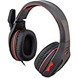 J-EARLE BX-03 USB Stereo Gaming Headset Wired PC Over-Ear Headphones with Microphone Noise