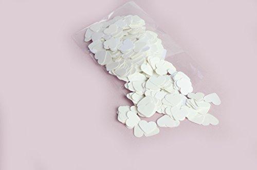 confetti-coriandoli-a-forma-di-cuore-18-g-colore-bianco-tagliati-a-mano