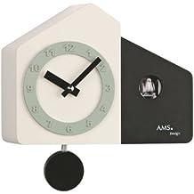 Moderno Orologio a cucù moderno Sytyle- di Parco di orologi Eble - AMS moderno Cuculo- 7397