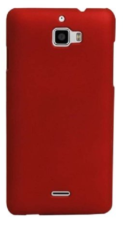 Tidel Ultra Thin and Stylish Rubberized Back Cover for Micromax A310 Canvas Nitro &A311  available at amazon for Rs.99