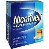 Nicotinell 17,5 mg 24 Stunden Pfl.Transdermal 21St