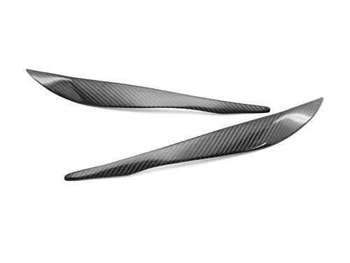Preisvergleich Produktbild Carbon Fiber Headlight Eyelids For BMW 4 Series M4 2013 2014 420d 430d 435d 420i 428i 435i