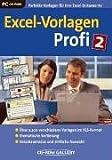 Excel Vorlagen Profi Vol. 2 Bild