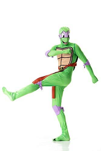 Zooma eenage Mutant Ninja Schildkröte Cosplay Kostüm Film Leistung ()