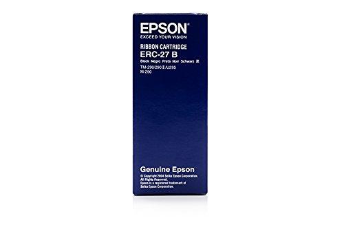 Preisvergleich Produktbild FARBBAND EPSON ERC27B KASSEN FARBBAND SCHWARZ C43S015366