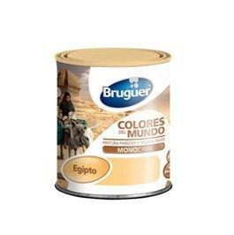 Bruguer-Pintura Colores del mundo matiz de ocre Egipto 750 ml
