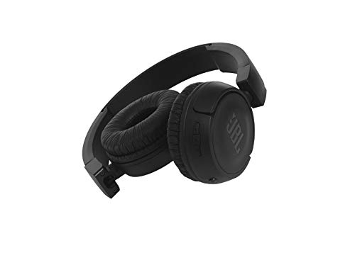 (Renewed) JBL T460BT Extra Bass Wireless on-Ear Headphones with Mic (Black) Image 5