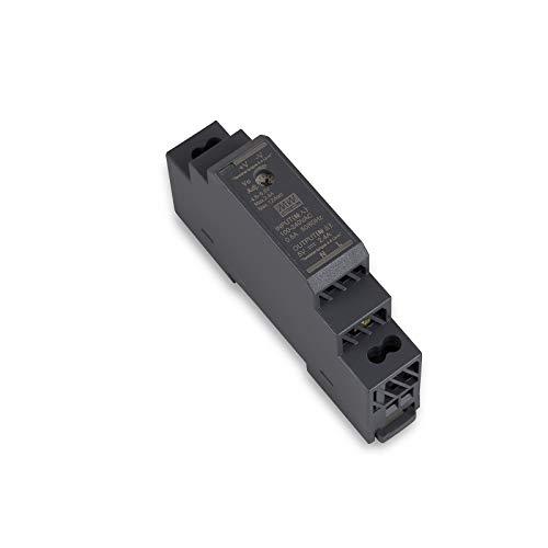 HDR-15-5 LED Netzteil Trafo Hutschienen-Netzteil (DIN-Rail) Mean Well HDR-15-5 5V/DC 12W LED Transformator für LED Beleuchtung
