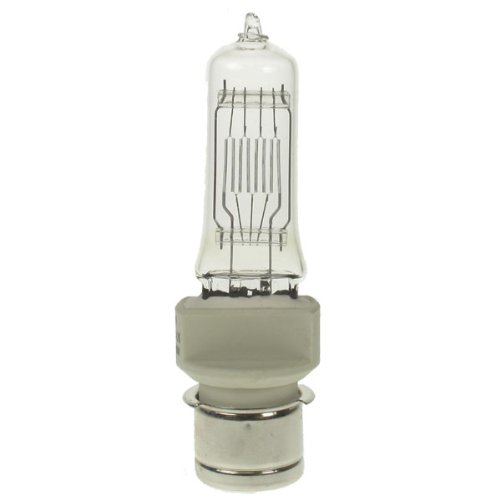 Glühbirne T17 T24 240V 500W P28s  -