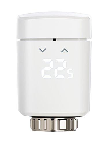 Elgato Eve Thermo - Heizkörperthermostat mit Apple HomeKit-Technologie, LED-Display, integriertes Touch-Bedienfeld, Automatische Temperatursteuerung, Keine Bridge erforderlich, Bluetooth Low Energy - Bild 6