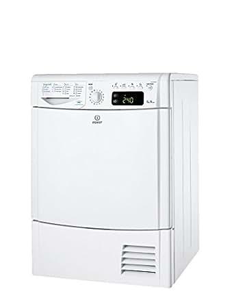 Indesit IDCE8450BH 8kg Freestanding Condenser Tumble Dryer Polar White