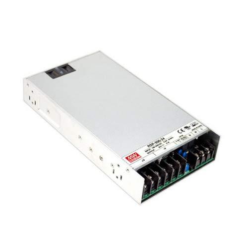 Schaltnetzteil / Netzteil 500W 24V 21A ; MeanWell, RSP-500-24