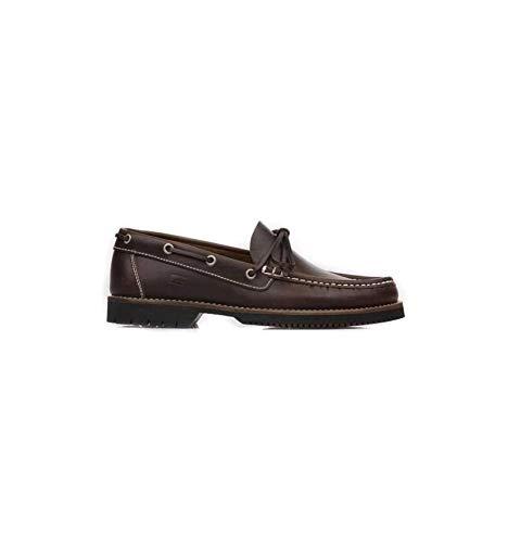 Fluchos - Zapatos náuticos marrón Piel - Marrón